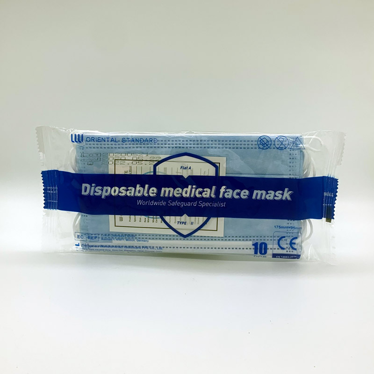 Masques 3 plis